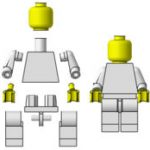The Break down of a MiniFig