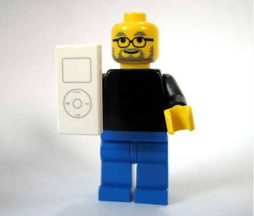 Lego Apple custom minifigs and accessories2