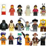 30 Years of Lego Mini Figures