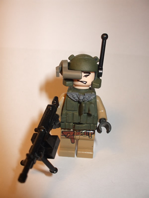New Brickviet Custom minifigs by Jasbrick2