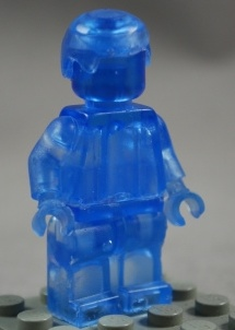 clear lego custom minifig