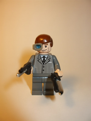 More corporation custom minifigs by Jasbrick1