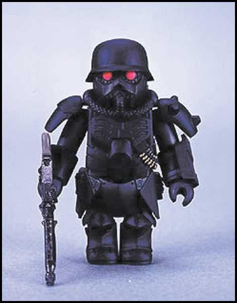 Helghast, Jin-Roh, custom, minifig, Kubrick, lego, army, military3