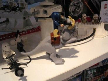 Lego 2009 star wars Hoth echo base minifigs by julencin2000