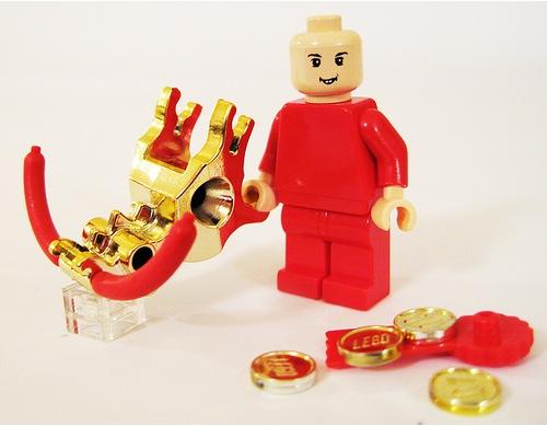 Lego CNY custom minifig by elnikre