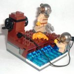 lego diver custom minifigs vignette