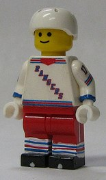 newyork rangers ice hockey custom minifig by tanru