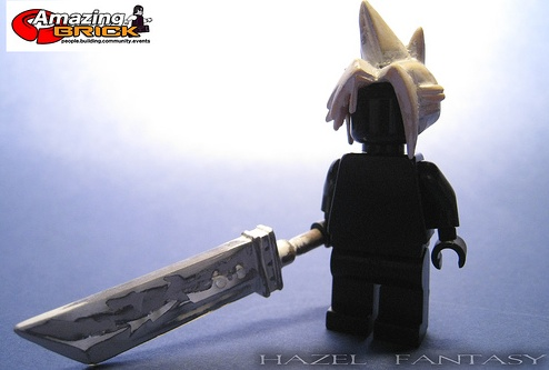 Featured interview with Custom minifig expert HAZEL Fantasy1