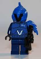 Senate Commando Captain custom minifig by kgres