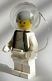 Lego space man custom minifig by Hobo4Evar
