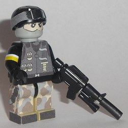 CS advance custom minifig by exxtrooper