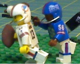 custom minifig american footballers by shmails