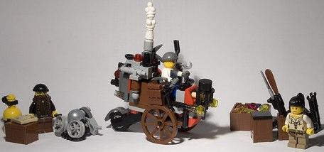 Gordon's Threewheeler by c-mdaniel