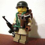 Paratrooper custom minifig