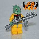 Bossk – Upgraded with Modified BrickArms