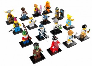 lego custom minifig series collectors 4