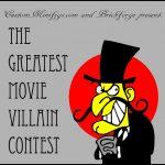 The Greatest Movie Villain Contest