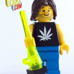 Botany Enthusiast custom lego minifigure