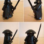Apoc Samurai custom lego minifigures