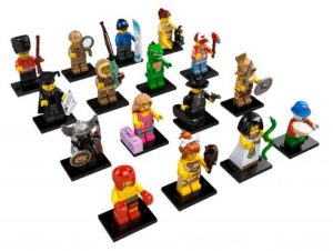 lego collectors minifig minifigure series 5