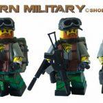 Shobrick custom minifig PMC