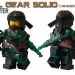 Shobrick Snake custom minifig