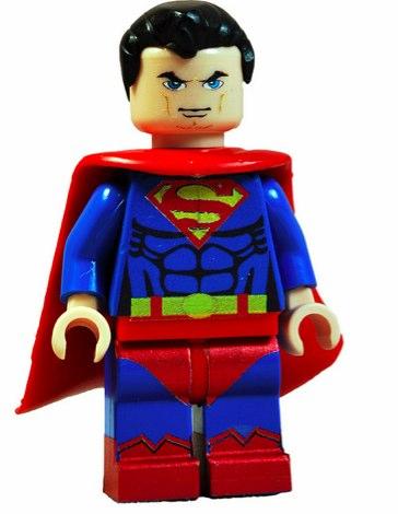 ⎡CRYSTAL MINIFIGS⎦Custom Doctor Strange Lego Minifigure