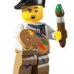 Lego Minifigures Series 4