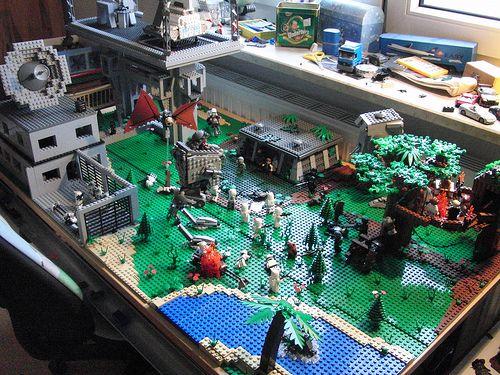 Lego Starwars Lessons Tes Teach