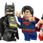 Superheroes 2012 Lego Sets