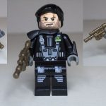 Star Wars Smuggler Custom Minifigure