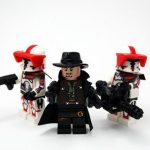 Star Wars Old Republic Custom Minifigures