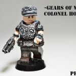 Gears of War 3 Colonel Hoffman