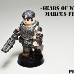 Gears of War 3 Marcus Fenix