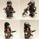 Special Ops Custom Minifigure By ExoBrick