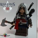 Assassins Creed 3 Connor Kenway Minifigure