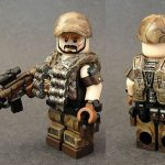 Brick Affliction Custom Minifigure by EclipseGrafx