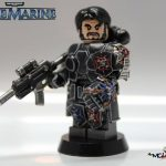 Space Marine Veteran Sergeant Decanus Minifigure