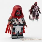 Azrael Arkham City Custom Minifigure