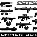 BrickArms Summer 2012 Weapons