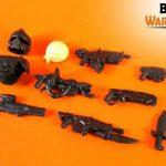 BrickWarriors Resistance Trooper Pack 2012