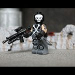 Bonesaw Warzone Custom Minifigure