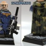 Sergeant Telion Ultramarines Scouts Minifigure