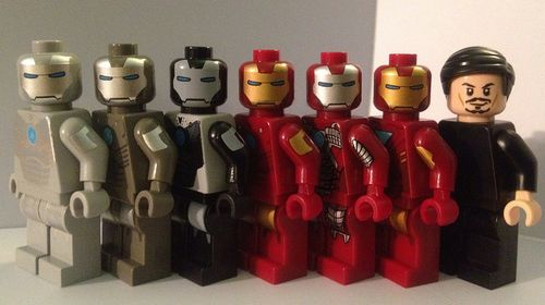 Christo Custom Minifigures   Custom LEGO Minifigures