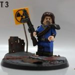 Fallout 3 The Lone Wanderer Minifigure