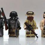Fallout Post Apocalyptic Survivors Custom Minifigures