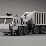LEGO Banes Truck MOC