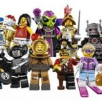 LEGO Minifigures Collectible Series 8 Preview