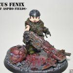 Marcus Fenix Battle of Aspho Fields Minifigure