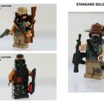 Rebuilding Society Resistance Standards Minifigures
